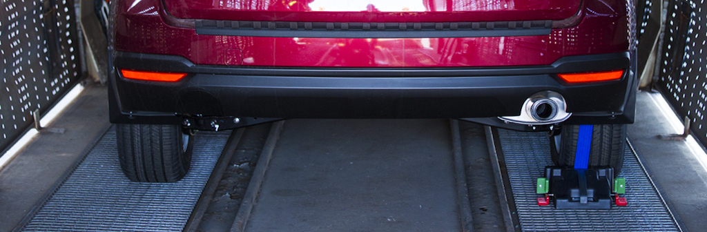 Holland vehicle restraint system