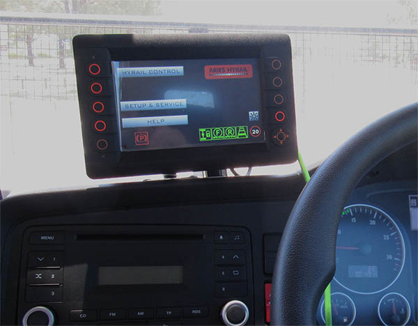 CANBUS control system