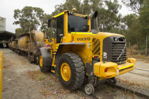 road rail vehicles for shunting