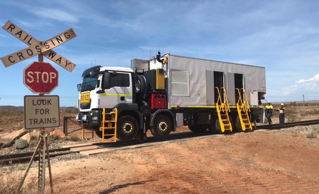 Flashbutt Welding Road Rail Trucks Aries Rail