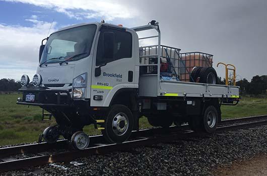 Medium size trucks