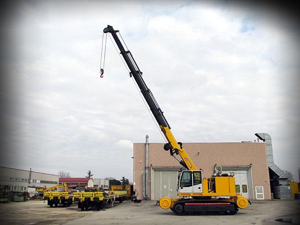 Road-Rail Cranes